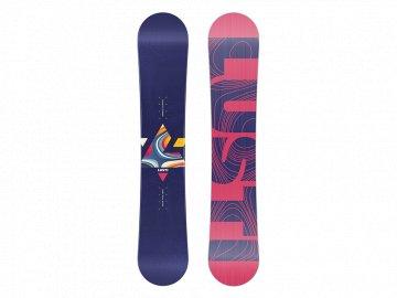 Snowboard Lusti Freeride Cap Vibe